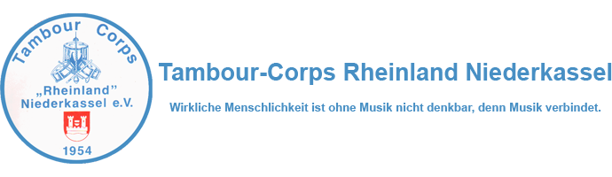Tambour-Corps Rheinland Niederkassel